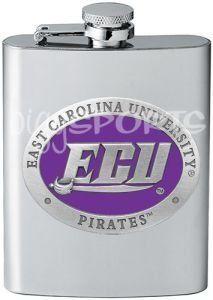 Drawer Pull East Carolina Pirates NCAA Stainless Steel Cabinet Knob