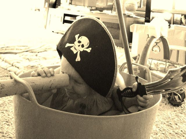 Pirate Ship for Imaginative Play