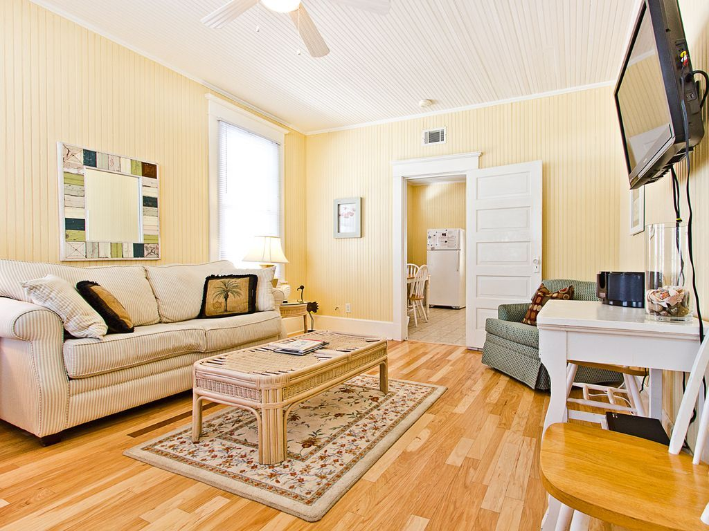 Apartment vacation rental in Tybee Island, GA, USA from
