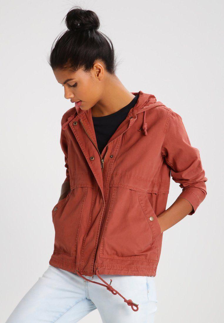 TWINTIP Leichte Jacke dark red | My Wardrobe