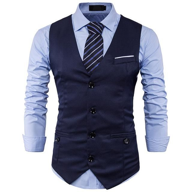 Mens Suit Vest 2017 Brand Sleeveless Casual Vest Men Slim Fit Vest Waistcoat Business Wedding Colete Masculino Chaleco Hombre is part of Clothes Mens Classic - Gender Men Item Type Vests Style Casual Model Number DS Fabric Type Broadcloth Material Cotton,Polyester Brand Name PARKLEES colete,chaleco hombre,suit vest chalecos para hombre vest,vest men,men vest waistcoat,vests for men colete masculino,waistcoat men homens colete,men's vests men vest wedding,mens vest homens blazer,gilet costume gilet homme costume,mens classic vest mens waistcoat,men vests,dress vests for men chalecos sin mangas hombre,men suit vest waistcoat man,men wedding vest man vest,men's vest,waistcoat men casual colete social,chaleco hombre gilet homme costume,casual male vest vest men casual,sleeveless vest sleeveless vest men,male vest casual vest men,man vests sleeveless waistcoat man vest black,man vest sleeveless men waistcoat,slim fit vest