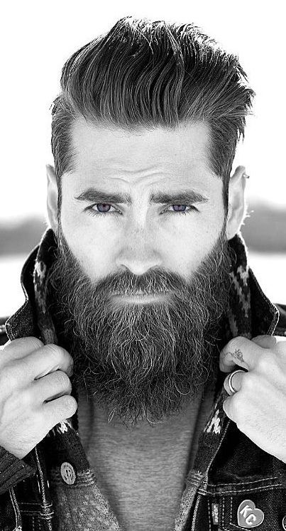 5 Simple Steps to get ready for Bearded Look in 2020 | Beard accessories, Beard styles for men ...