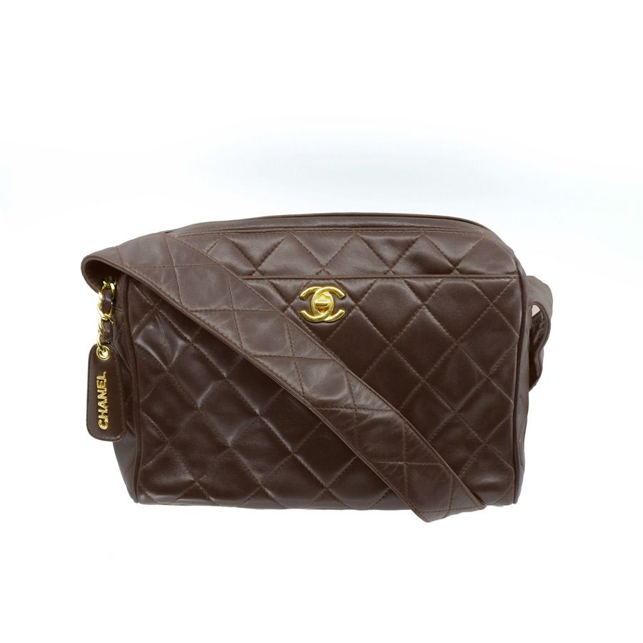 Chanel Crossbody Camera Bag Duet Curated Consignment