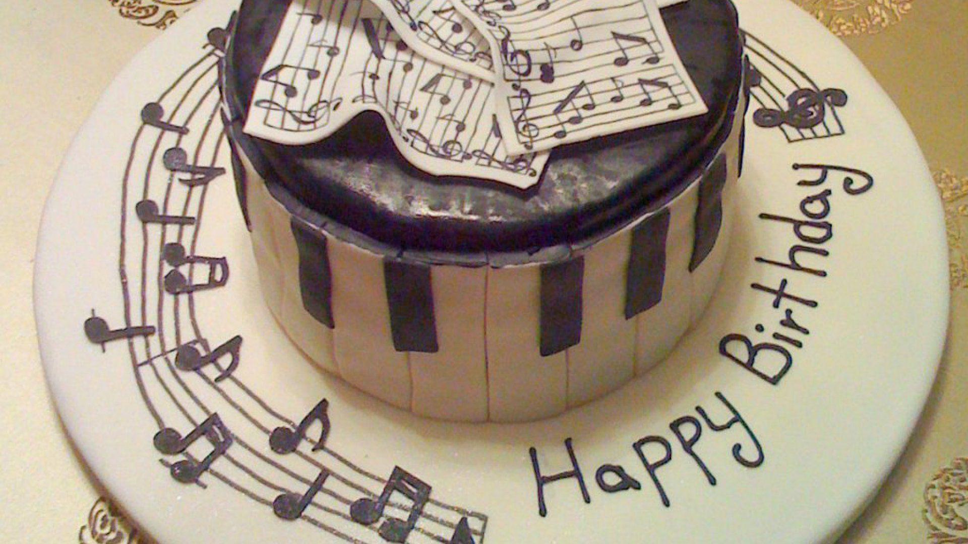 Открытки с днём рождения женщине музыканту