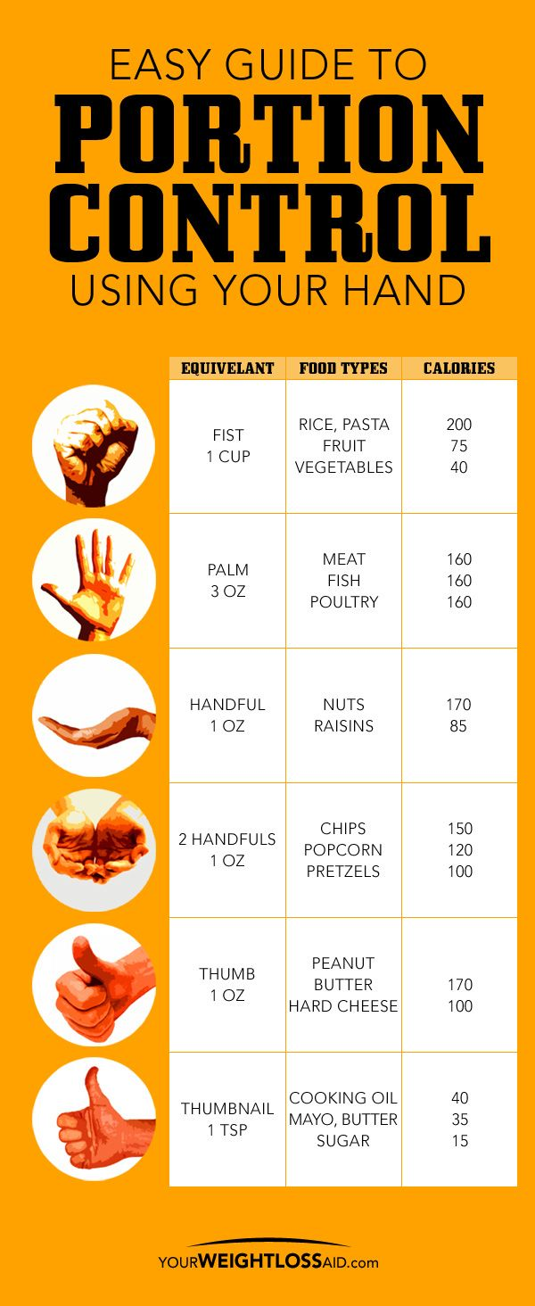 How do you lose weight in your hands