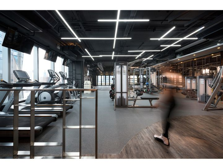 Interior Design S Best Of Year Awards With Images Gym Design