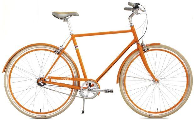 Public Bikes Fietsen Fiets
