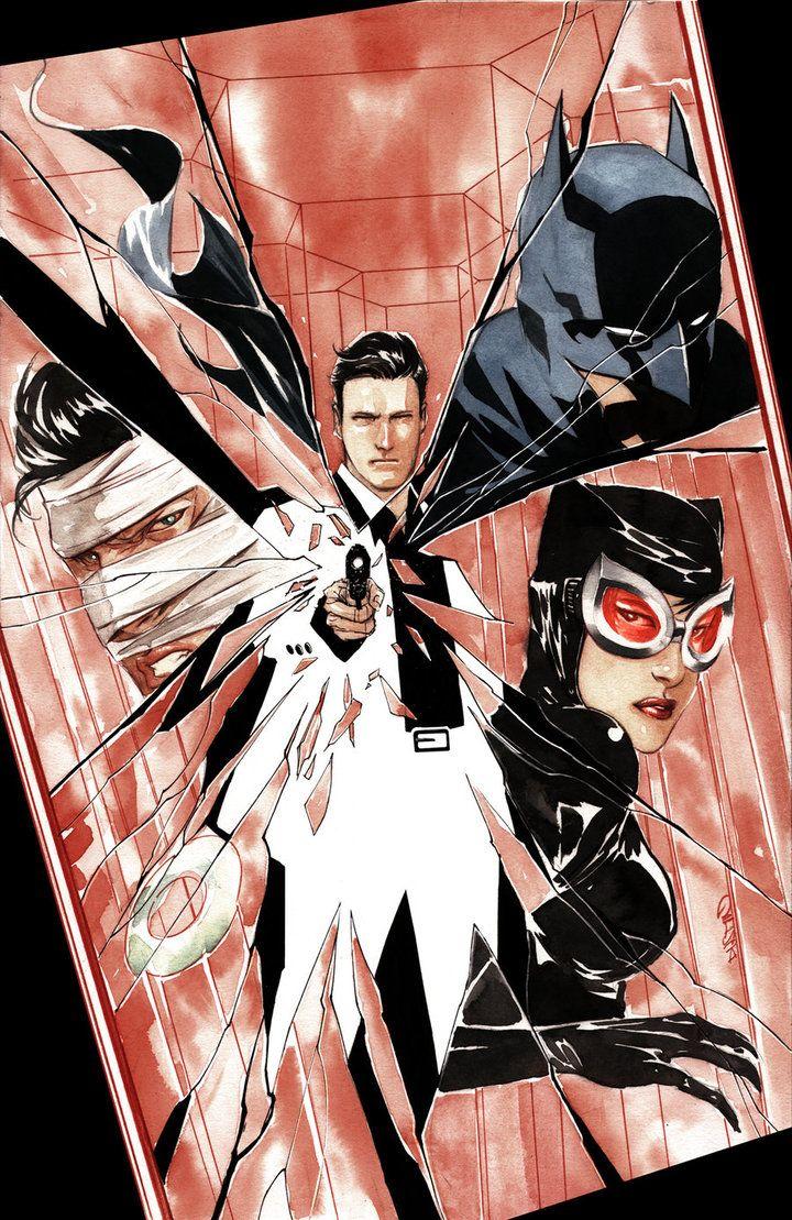 Batman Streets of Gotham 17 by duss005