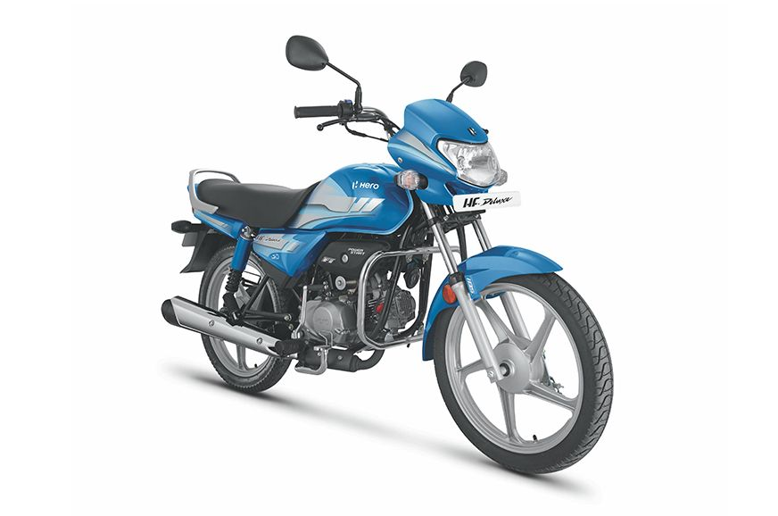 2020 Hero Hf Deluxe Bs6 Launched At Rs 55 925 In 2020 Hero