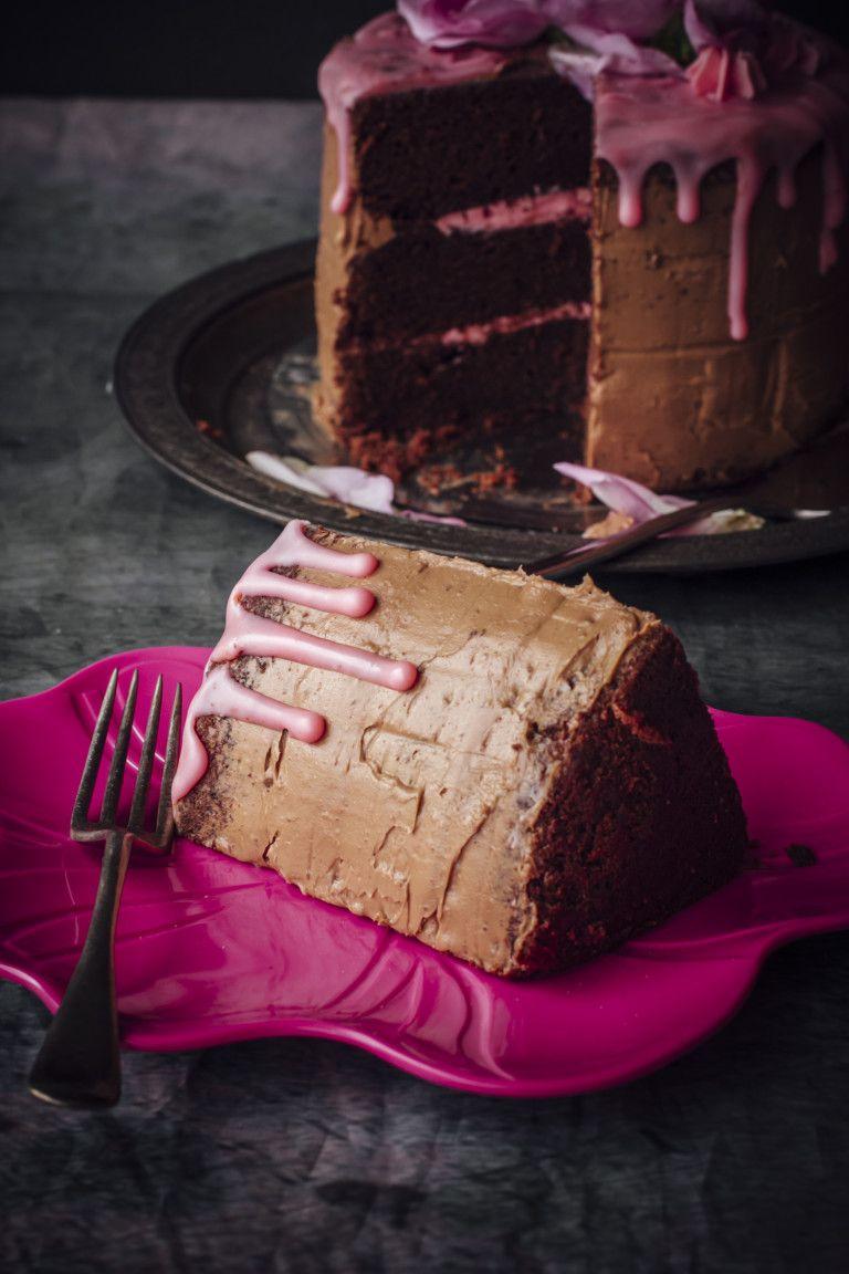 recipe: milk chocolate mud cake [37]