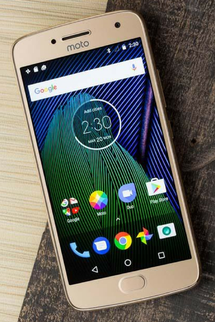 The Moto G5 Plus sets a new standard for affordable unlocked phones
