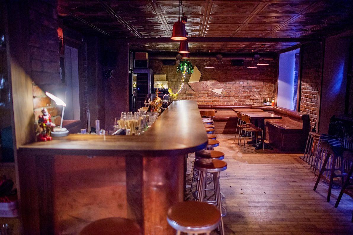 Lille, rare Pjoltergeist er Palace Grill for en ny generasjon.