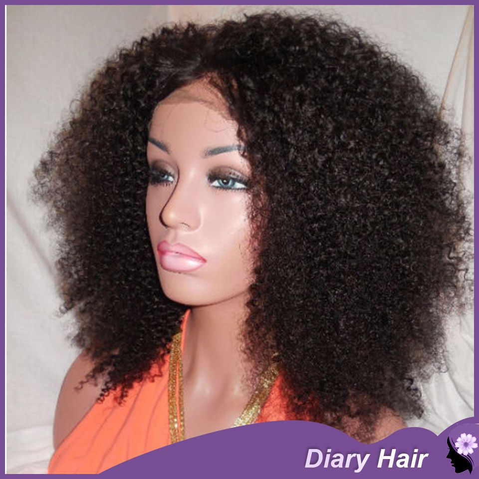 Excellent Find More Wigs Information About 100 Unprocessed Indian Kinky Hairstyle Inspiration Daily Dogsangcom