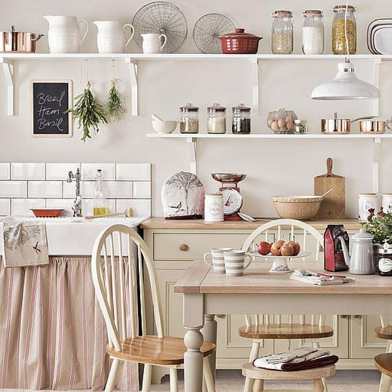 6 ideas para darle un toque hipster a tu cocina Rusticas Cocinas