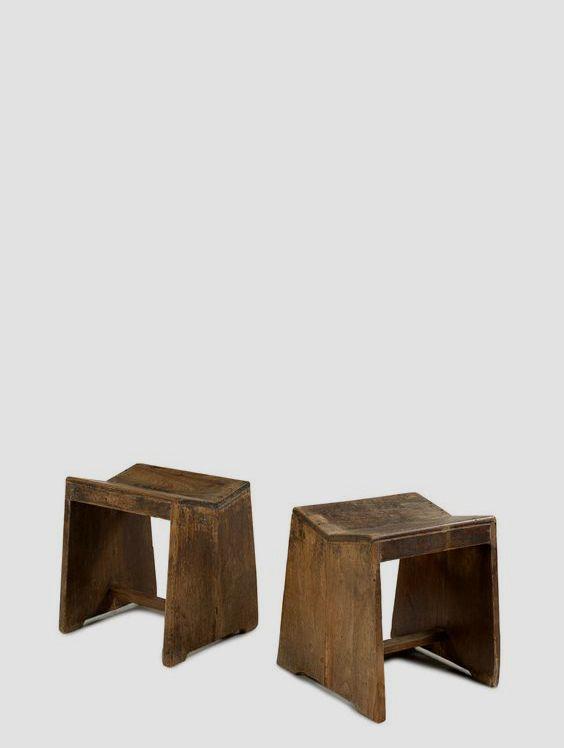 Pierre Jeanneret Le Corbusier Inventaire Mobilier Chandigarh Eric Touchaleaume Mobilier Mobilier De Salon Mobilier Design