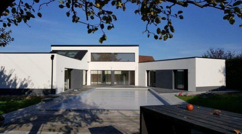 Les Constructeurs De Maison Belges Intervenant Dans Le Nord Constructeur Maison Maison Belge Maison