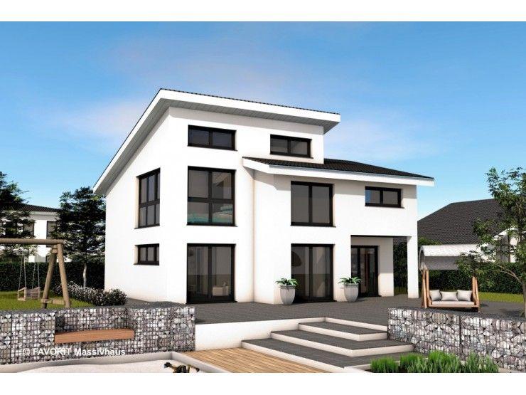 Einfamilienhaus modern pultdach  Creativ Sun 141 - #Einfamilienhaus von Bau Braune Inh. Sven Lehner ...
