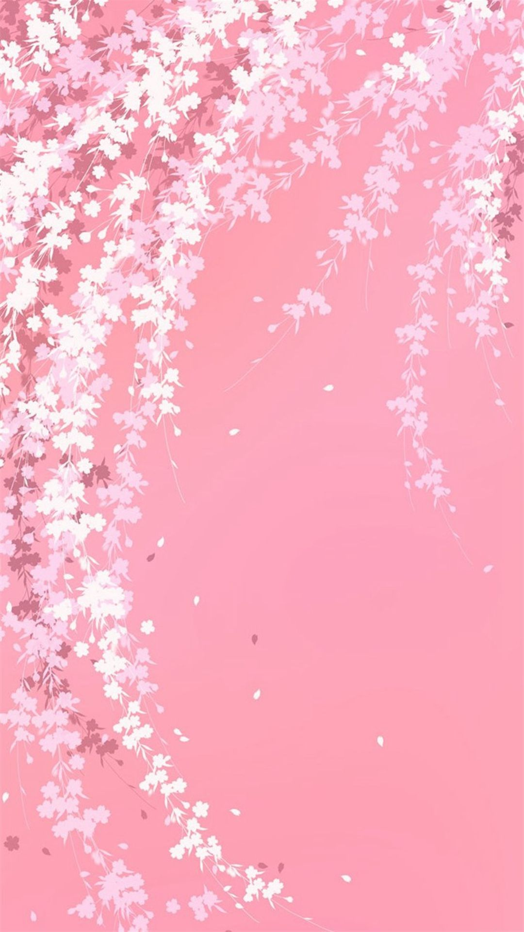 Bright Floral Rattan Pattern iPhone 6 plus wallpaper