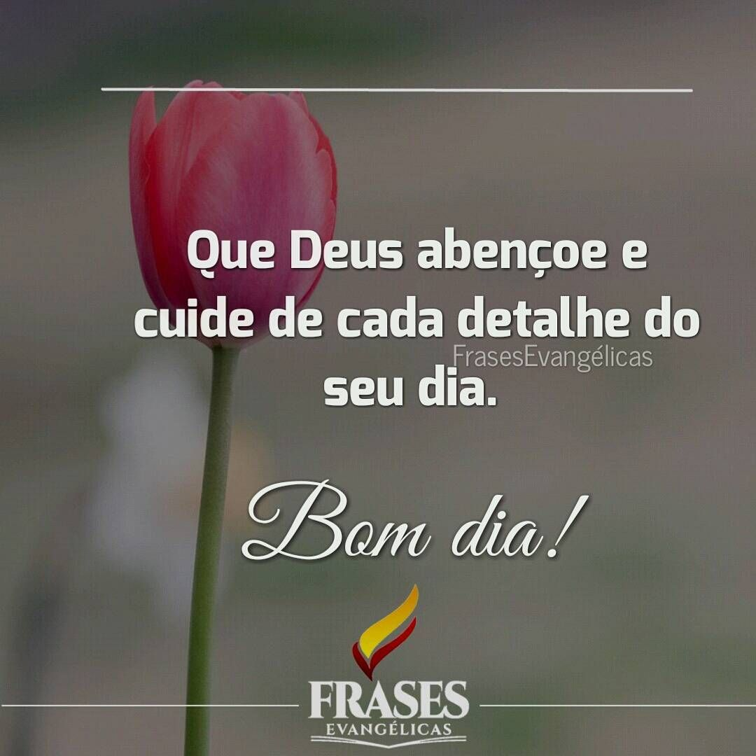 Frases Evangélicas Oficial No Instagram Que Deus Abençoe E Cuide