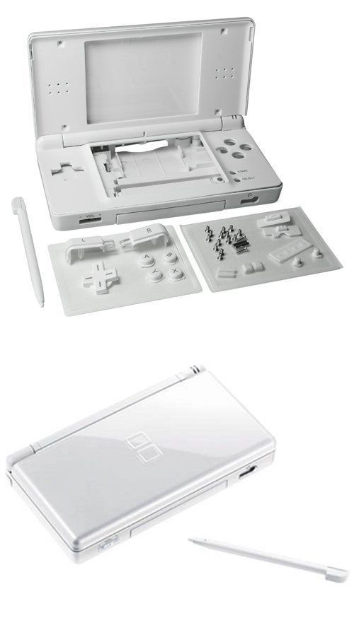 Replacement Parts And Tools 171833 Nintendo Ds Lite Full