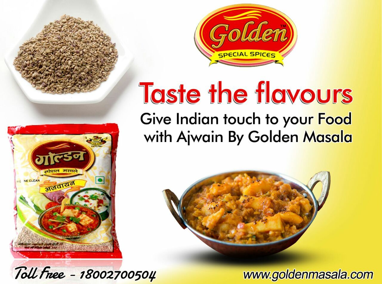 """Taste The Flavours"" Give Indian touch to your Food with"