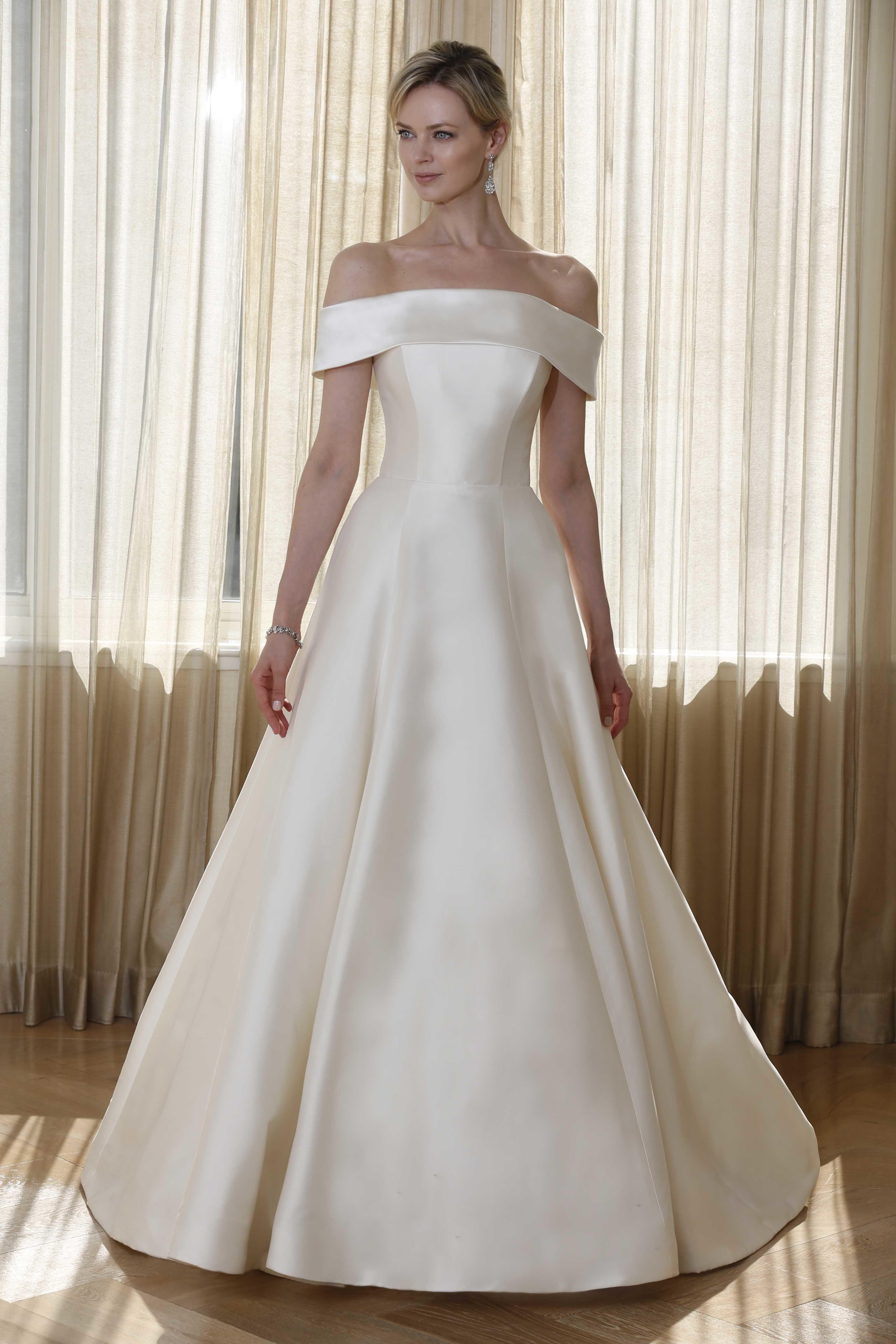 Caroline Castigliano Bridal & Wedding Dress Collection Spring 2019 ...