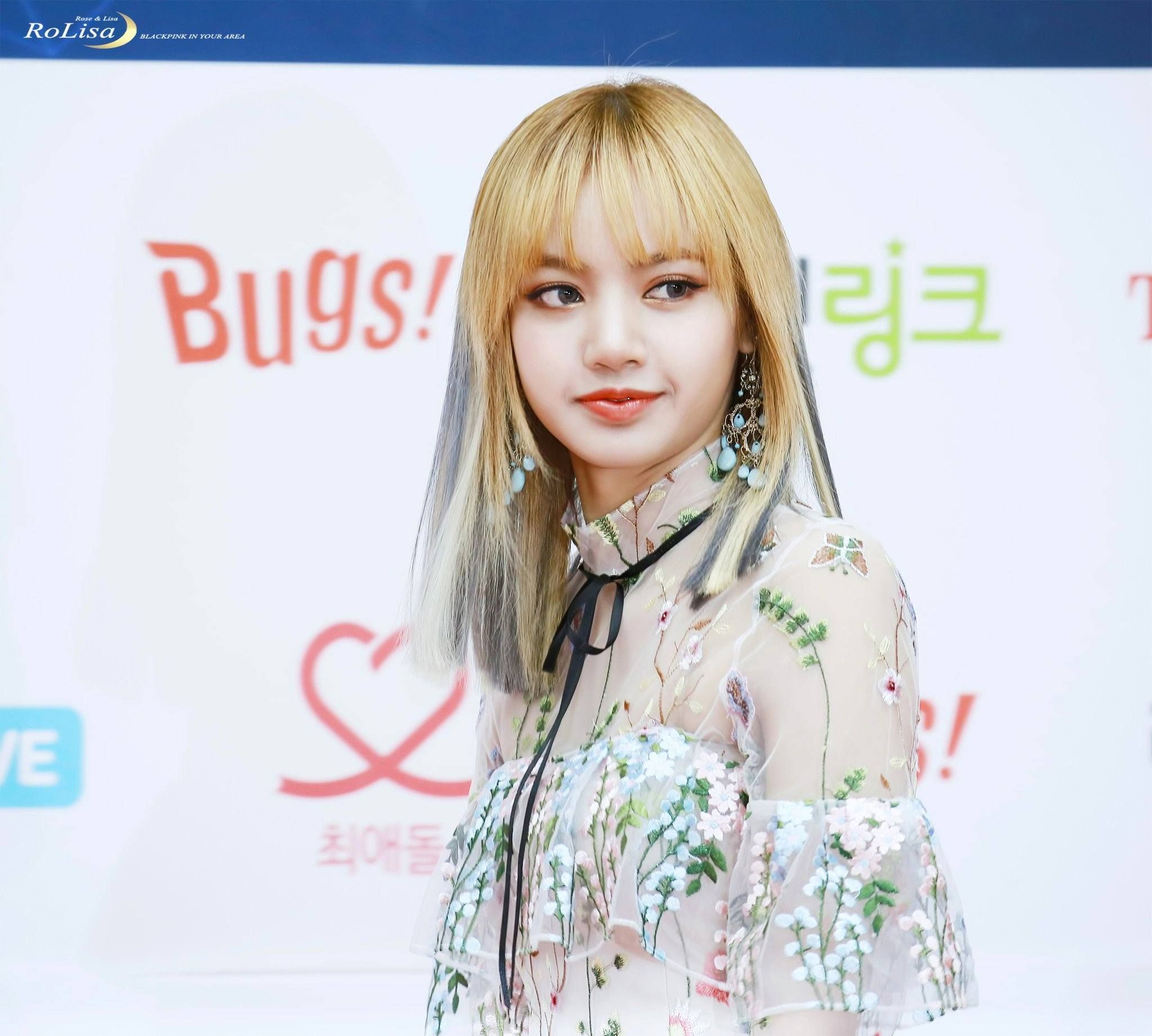 Blackpink Lisa S Stuns Crowd With Her Beauty In See Through Dress Koreaboo Blackpink Lisa Fotos