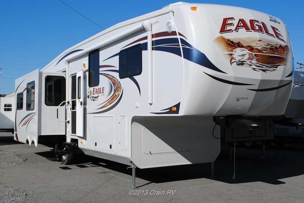 New 2012 Jayco Eagle 351MKTS For Sale by Crain RV