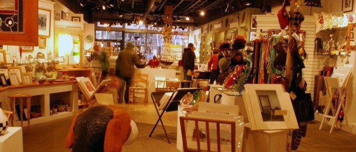 Frog Hollow Vermont State Craft Center 85 Church St Burlington Vt