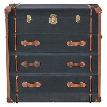 Check out this item at One Kings Lane! Tate 3-Drawer Trunk