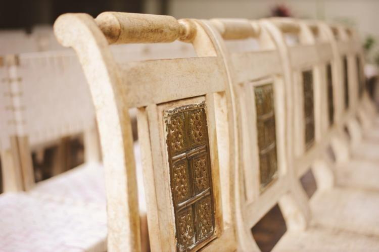 Ceremony Seating / Jade  Tobias Romantic Moroccan Inspired Wedding