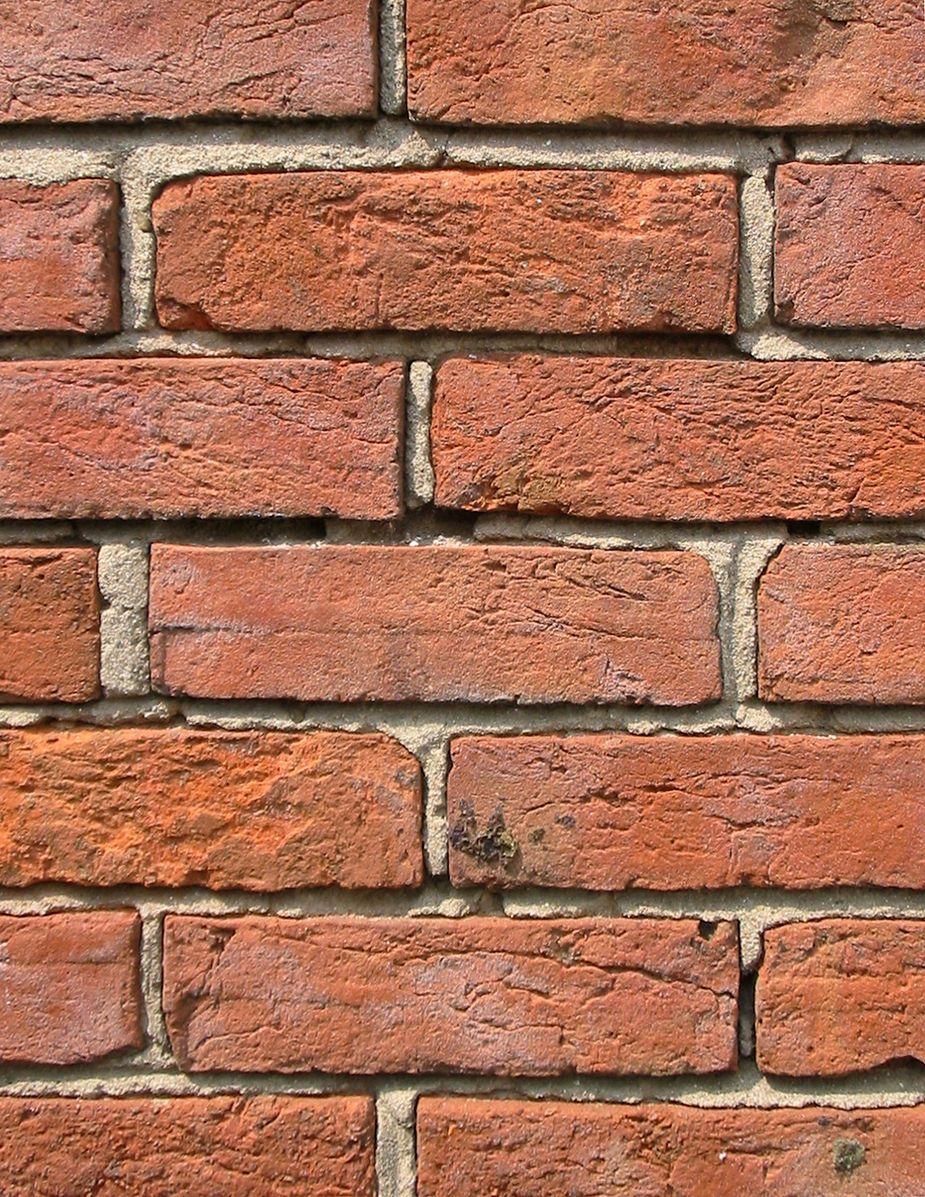 How To Paint A Faux Brick Wall Faux Brick Faux Brick Walls Faux Painting Techniques