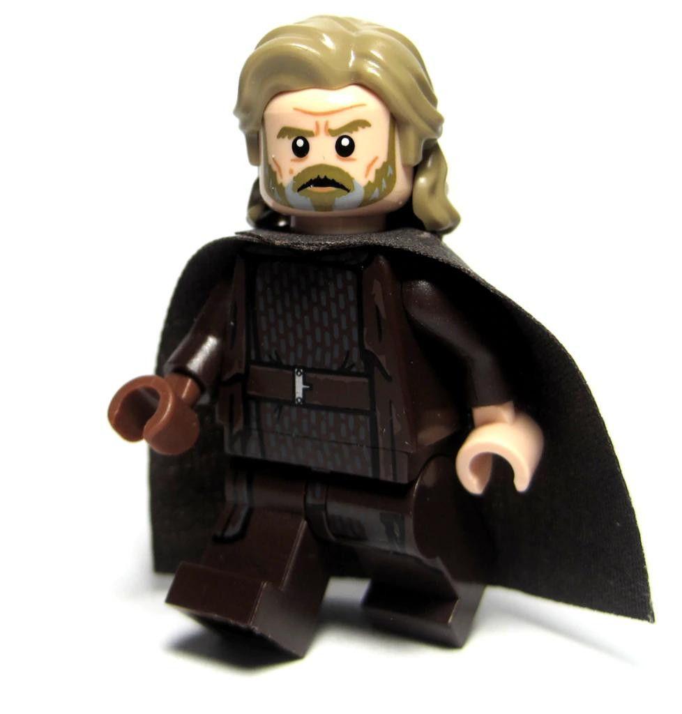 Phoenix Customs Lego Custom Phoenixcustoms Starwars Herobloks With Images Lego Star Wars Last Jedi Luke