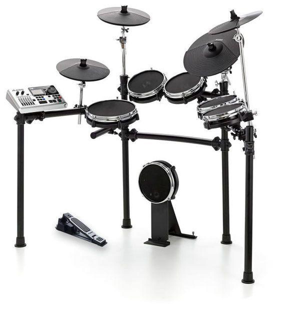alesis dm10 studio mesh e drum kit www thomann de drums gift drum