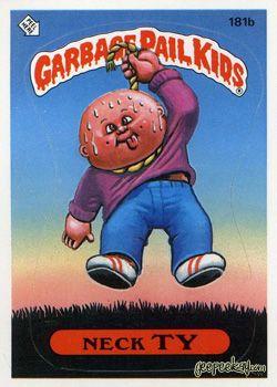 Garbage Pail Kids Original Series 5 Geepeekay Garbage Pail Kids Garbage Pail Kids Cards Pail