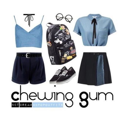 Imagen de chewing gum and nct dream | Kpop Outfits in 2019 | Kpop
