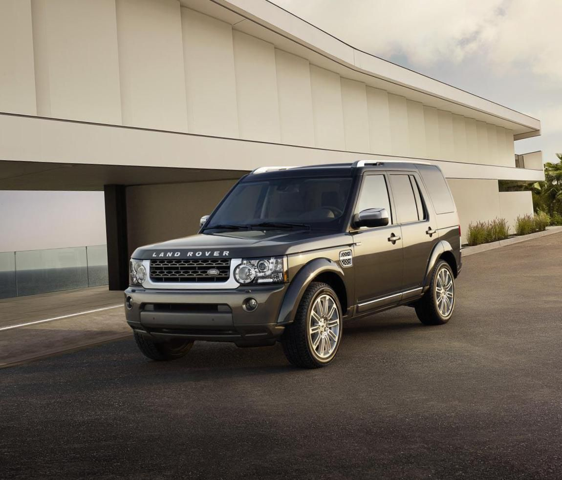 Discovery 4 Land Rover tuning