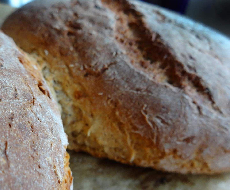 Rezept Winzer-Brot von Fett-For-Fun-Thermi - Rezept der Kategorie Backen herzhaft