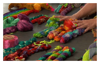 Dye Your Own Fibers for Needle-Felting and More - Quilting Daily - Blogs - Quilting Daily