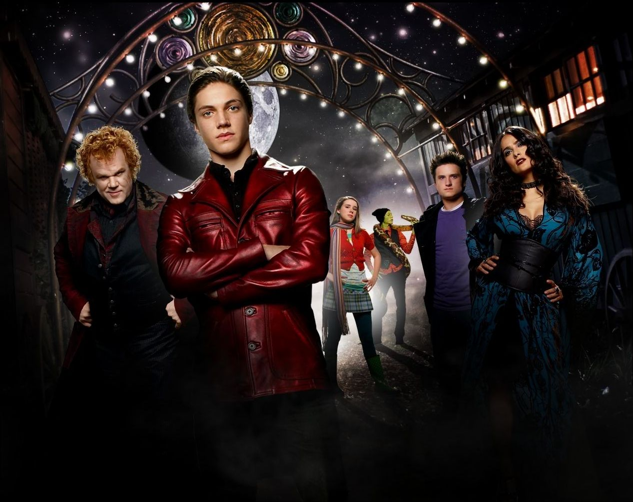 Cirque Du Freak: the vampires assistant look a little bit into the ...