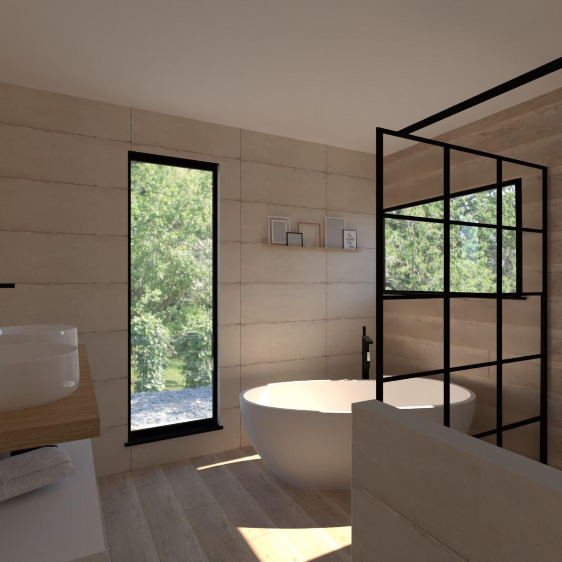 Inspiring Nouvelle Salle De Bain Moderne