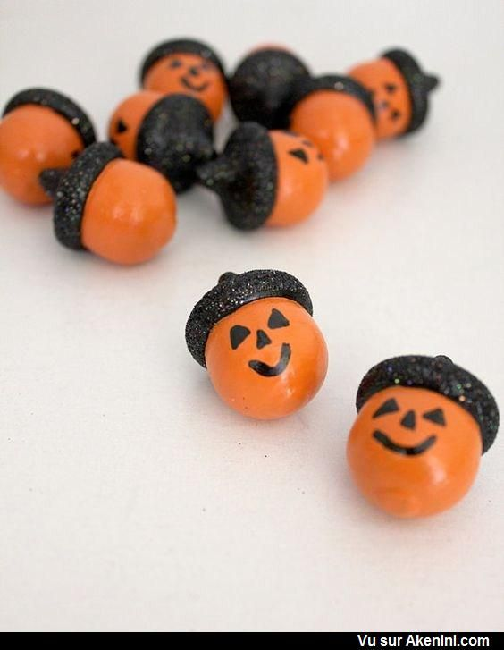 Akenini - Décorations Halloween divers Pinterest Craft - how to make halloween decorations for kids