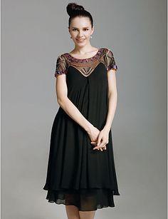 32c64dfe1 Modelos de Vestidos para Gorditas y Bajitas