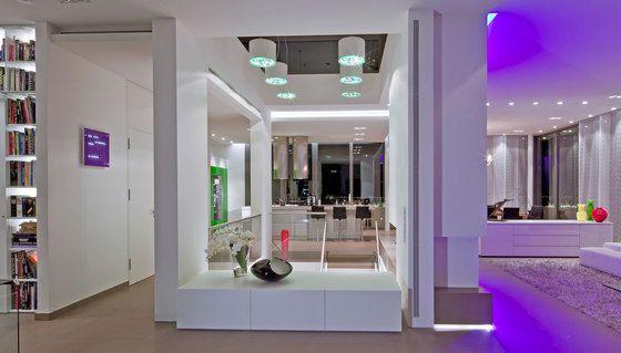 Penthouse Frankfurt Luxury apartments, Design, Pent house
