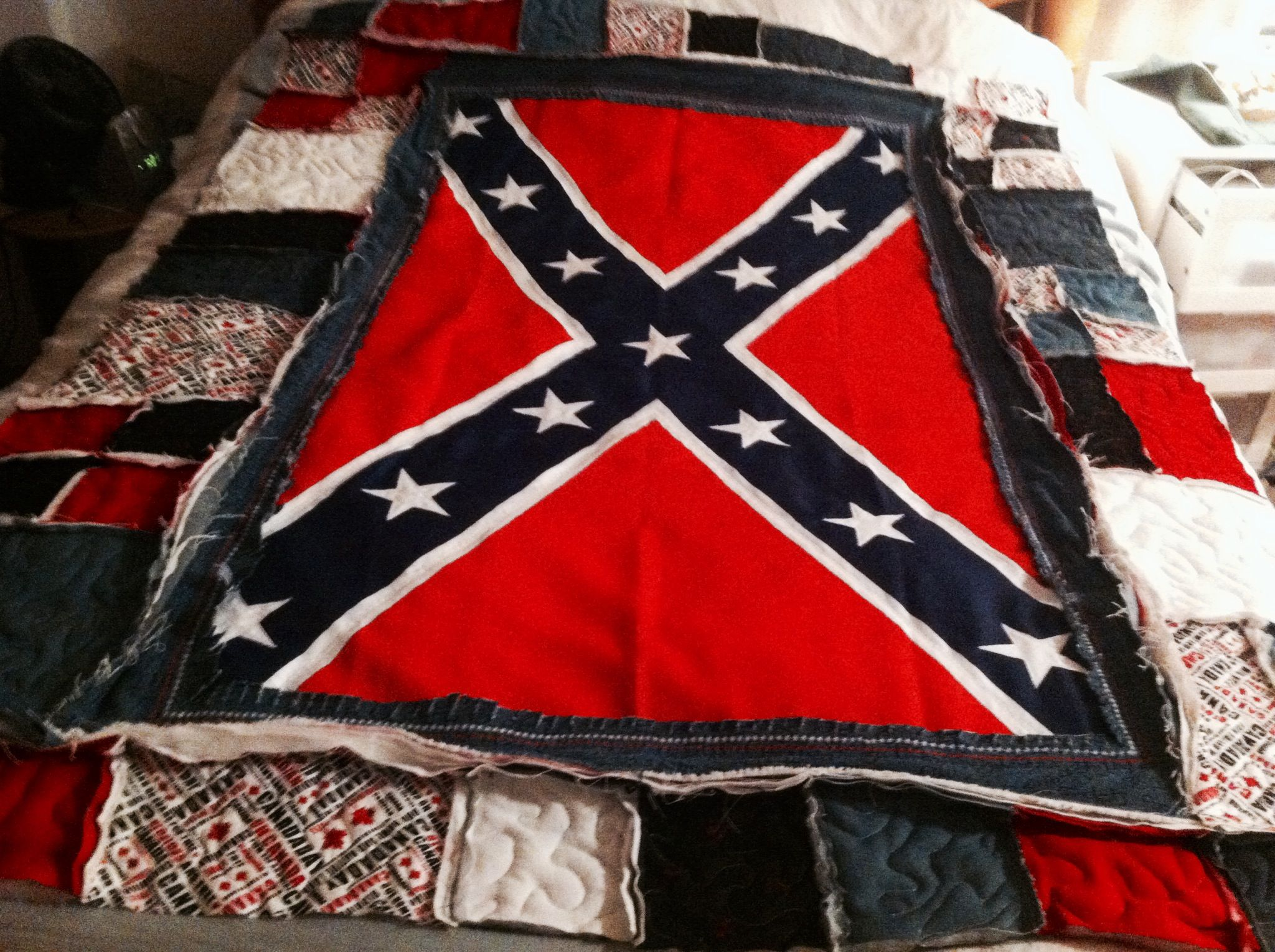Pin By Hannah Wood On Quilt Patterns Flag Quilt Quilt Patterns Quilts