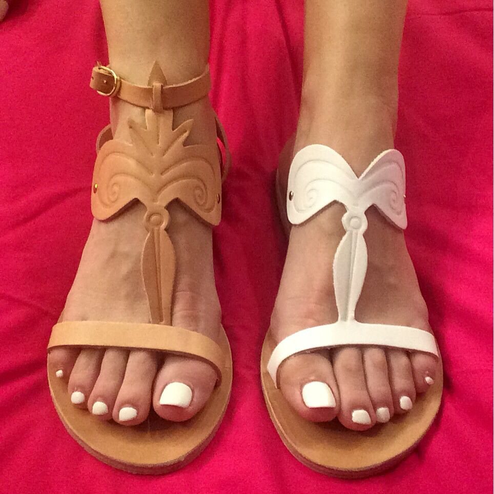 Summer sandad by ancient greeksandals