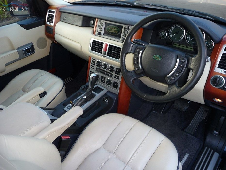 2004 Land Rover Range Rover L322 Vogue 03my Range Rover Range