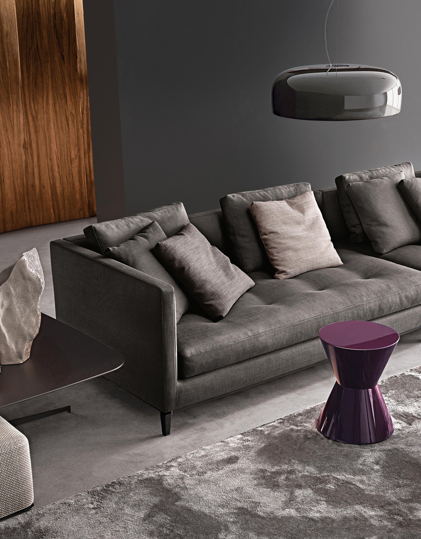 Andersen Slim Sofas From Minotti Architonic Minotti Sofa