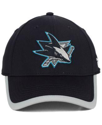 reputable site 9c045 b447a Authentic Nhl Headwear San Jose Sharks Clutch Speed Flex ...