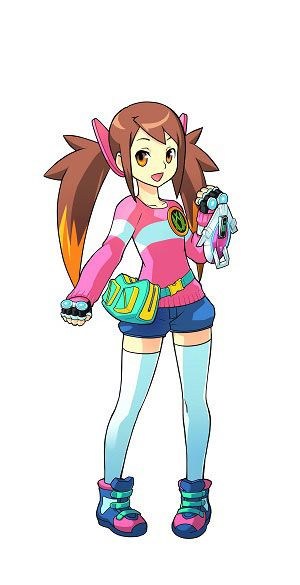 Puzzle Dragons Z Girl